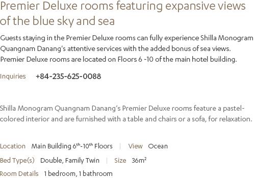Premier Deluxe description