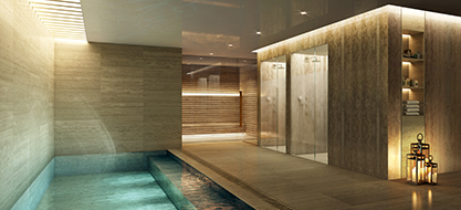 Sauna, Sauna image, An indoor sauna that soothes and refreshes