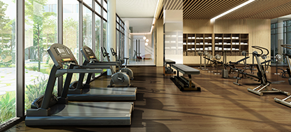 Gym, Gym image, A special facility for the systematic management of your fitness, keeping you in the best of health