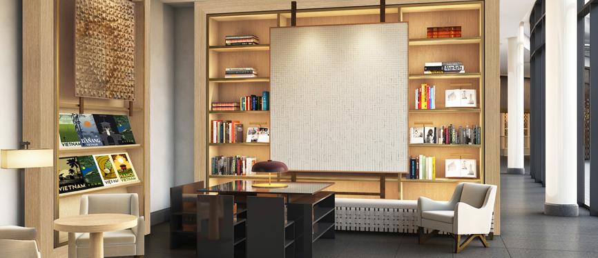 Monogram Lounge image